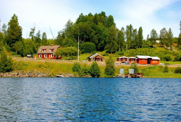 Mays Hytteutleie - Bo nära Oslo - Jobba i Norge