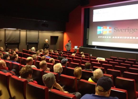 Sverige-Norge.se föreläsning i Lilla Edet