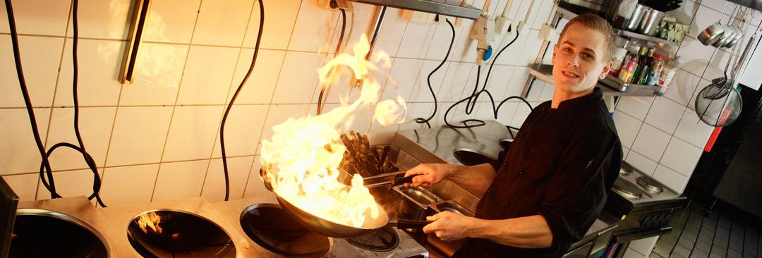 Svensk kock i Norge