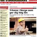 Jobb för specialister i Norge
