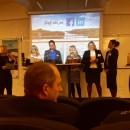 Svinesundskommittén bjöd in till seminarie om regler för gränsöverskridande sysselsättning.